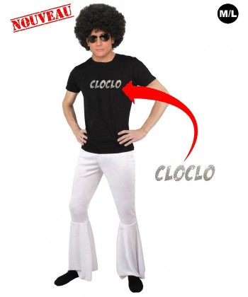 Déguisement disco homme pas cher