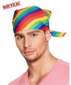 bandana gay pride hippie