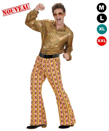 pantalon dsco homme grande taille
