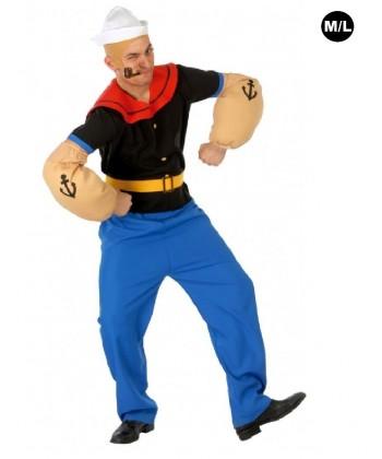 Déguisement de Popeye