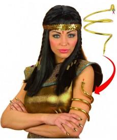 Bracelet serpent de Cléopâtre