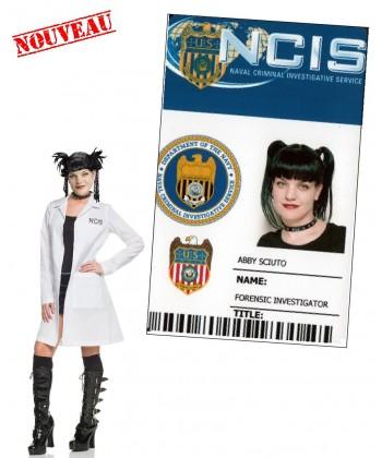 Badge NCIS ABBY