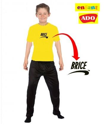 Déguisement Brice de Nice enfant