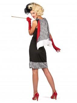 déguisement de Cruella sexy
