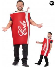 déguisement coca cola