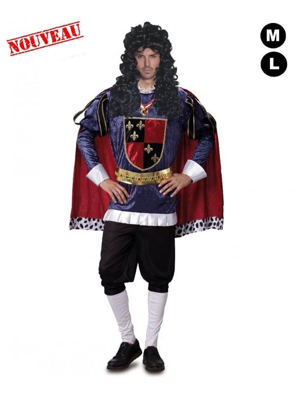 Déguisement Roi soleil Louis XIV
