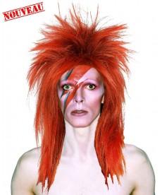 Perruque David Bowie