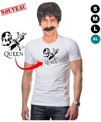 Déguisement Queen -Tshirt