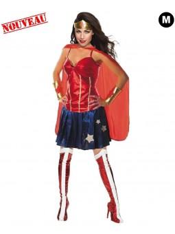 Déguisement de Wonder Woman pas cher