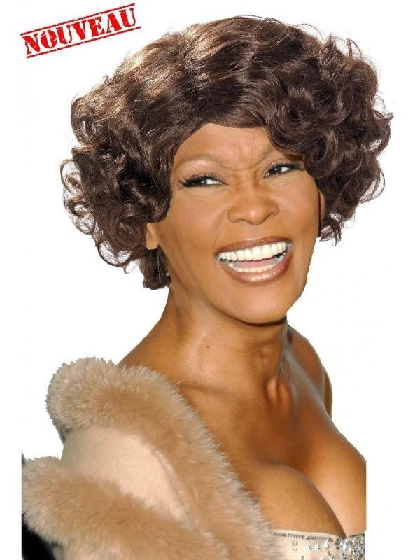 Perruque Whitney Houston