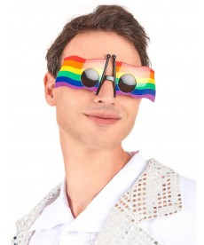 Lunettes gay pride