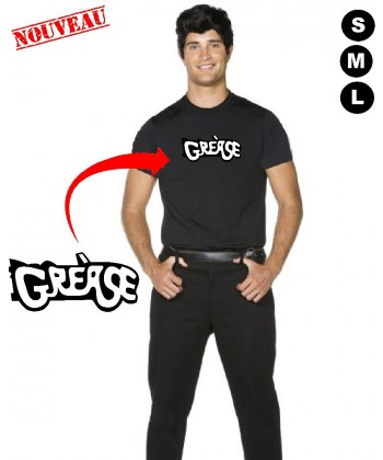Déguisement Grease homme Danny