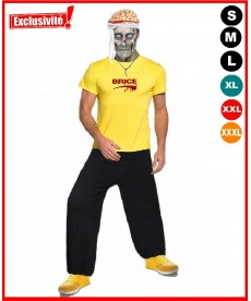Déguisement Brice de Nice zombie