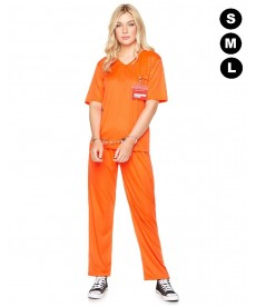 déguisement série tv femme orange is the new black