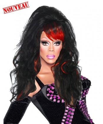 Perruque drag queen pas cher