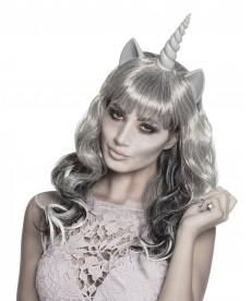 Perruque licorne halloween pas cher
