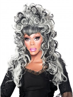 Perruque Drag queen Halloween