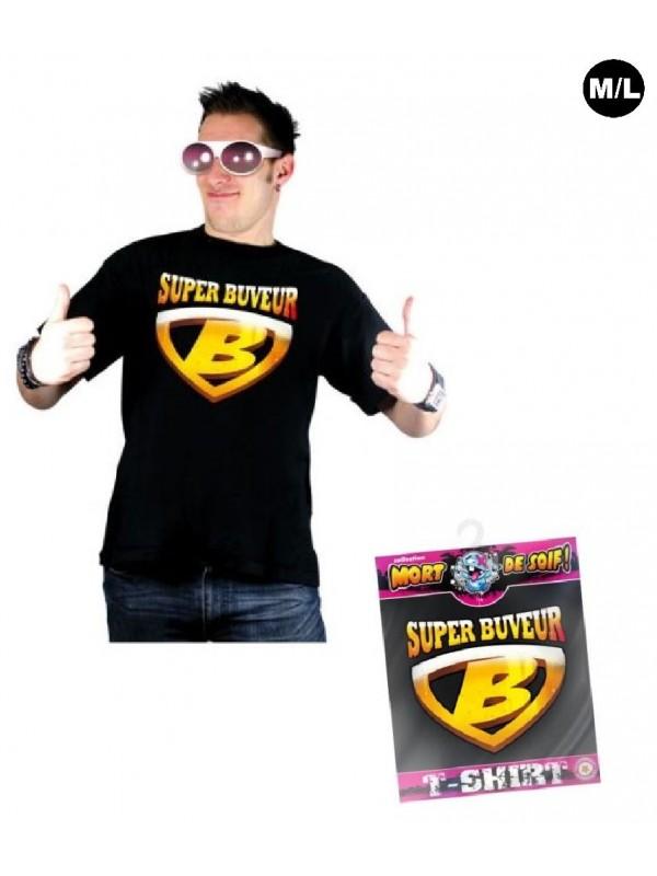 Tshirt Super buveur