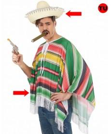 Déguisement de mexicain