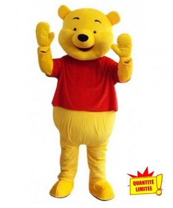 mascotte Winnie l'ourson