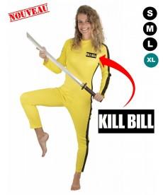 Déguisement KILL BILL Femme