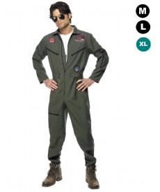 Déguisement officiel Top Gun, Pilote de ligne