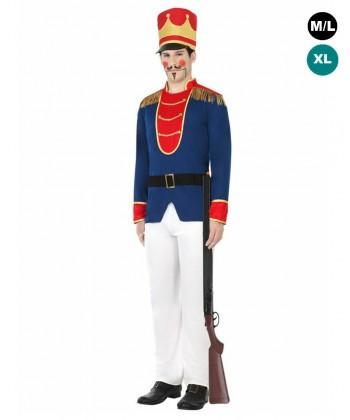 déguisement soldat de plomb dessin animé
