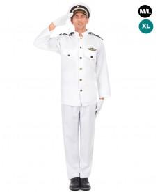 Déguisement de Capitaine de bateau