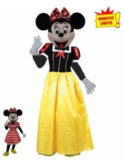 mascotte disney minnie princesse