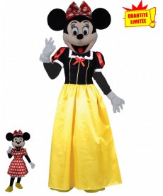 mascotte disney minnie princesse