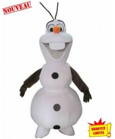 Déguisement Reine des neiges Olaf