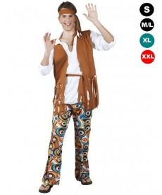 Déguisement de hippy