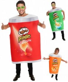 Déguisement Pringles humour