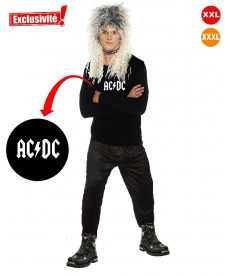 Déguisement punk ACDC