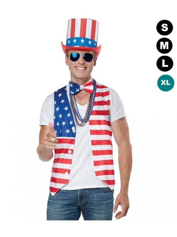 Déguisement américain