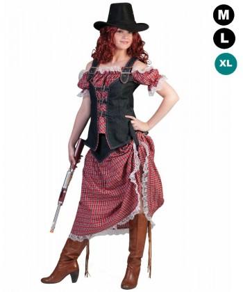 Déguisement de Western girl