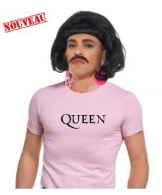 Perruque Freddie Mercury