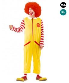 Déguisement Ronald McDonald