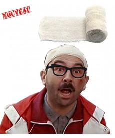 Déguisement Père noel est une ordure - Bandage