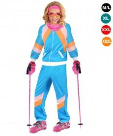 Déguisement Les bronzés font du ski femme