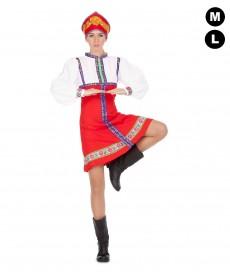 Déguisement Femme russe