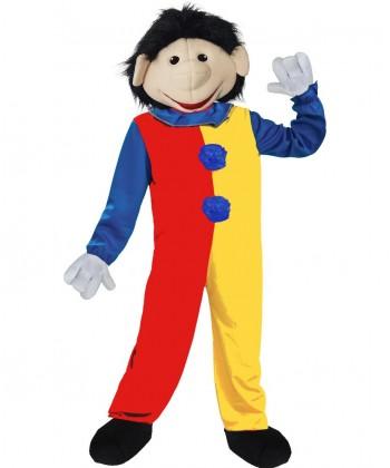 Mascotte de clown
