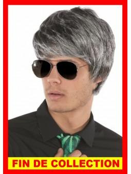 Perruque Agent secret