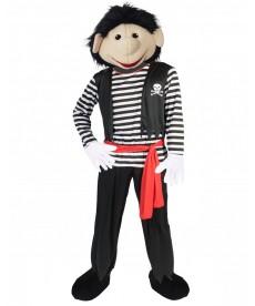 Mascotte Jack le pirate