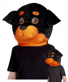 Mascotte de chien - Tête