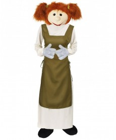 Mascotte de poupée