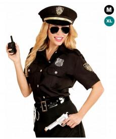 Déguisement femme policier