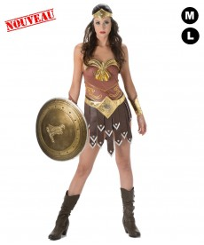 Déguisement cape wonder woman