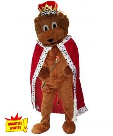 déguisement roi lion
