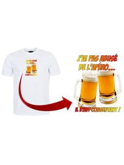 "T-shirt ""Apéro"""
